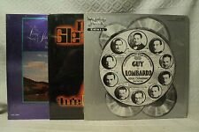 lot 3 33 lp records The Glenn Miller  IN the digital mood Orchestra Guy Lombardo