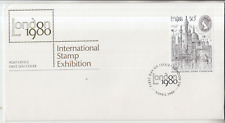 GB 1980 'London 1980' Stamp Exhibition First Day Cover