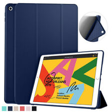 For ALL Apple iPad Tablet Folio Soft Rubber Case Magnetic Smart Shockproof Cover