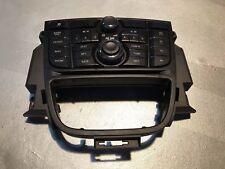 Opel Astra J Radio Bedieneinheit 13346052