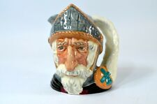 Vintage Royal Doulton Toby Mugs Don Quixote D6460 Made in England