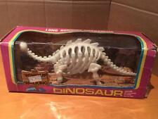 Wind Up Walking Dinosaur plastic clockwork toy Hong Kong NMIB