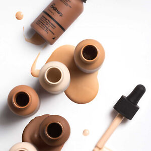 The Ordinary Coverage Foundation Concealer Makeup  SPF 15 All Shades