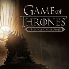 GAME OF THRONES: A TELLTALE GAME SERIES  -  XBOX ONE GAME *** New & Sealed ***