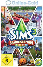 Sims 3 - Seasons Key / Die Sims 3 Jahreszeiten EA/ORIGIN Download Code [PC][EU]