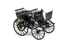 Daimler Motorkutsche 1886 dunkelblau 1:18 Norev 183700  neu + OVP