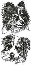 Australian Shepherd Personalized Sweatshirt Embroidered Beautiful