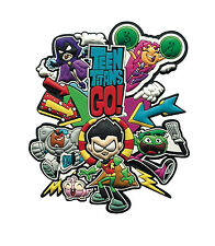 Teen Titans Go Chunky Magnet! New in Package Free Shipping