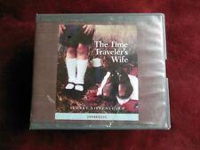 Audrey Niffenegger - THE TIME TRAVELER'S WIFE - Unabridged audio CDs - Ex-librar