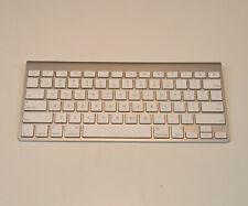 Apple Model A1314 Genuine Wireless Bluetooth Silver Keyboard