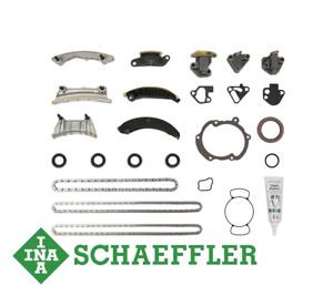 INA TIMING CHAIN KIT W/O GEARS FOR SAAB 9-3 ALLOYTEC B284L B284R TURBO 2.8L V6