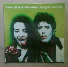 "Les Rita Mitsouko ‎/ Tongue Dance (12"" Used) Virgin 612 061-213"