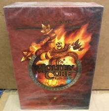 WoW World of Warcraft TCG Molten Core Raid Deck Factory Sealed Card Game