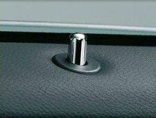 BMW Chrome Door Lock Pins E36 Coupe 2 Door E46 E39 Z3 Z4 1 Series (One Pair)
