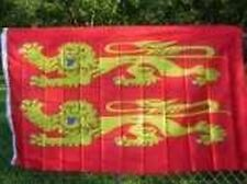 Flag of Normandy 3x5 ft French Region France Lions Duchy Norman Cats Normandie