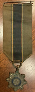 Vintage American Legion Medal Pin 1040's