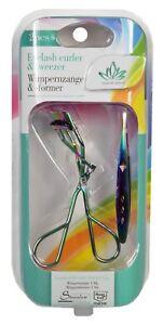 Wimpernpflege 2-tlg Set Wimpernzange + Wimpernformer Edelstahl Wimpernformer
