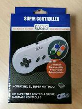 Super Nintendo SNES Controller - EAXUS