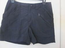 Women's Royal Robbins Supplex Nylon Black Shorts~~Sz 6~GC
