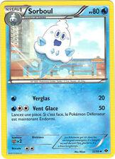Pokemon  n° 32/99 - SORBOUL - PV80