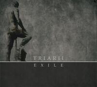 TRIARII - EXILE CD NEU ! Ordo Rosarius Equilibrio Karjalan Sissit Von Thronstahl