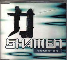 The Shamen-Comin On cd maxi single
