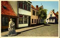 AABENRAA Danmark Dänemark um 1955/56 Vagterpladsen Postkarte Ansichtskarte AK