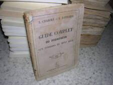1861.guide promeneur Mont-Dore / Chabory.Auvergne
