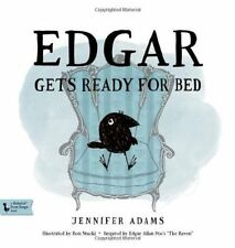 "Edgar Gets Ready for Bed: A BabyLit® Book: Inspired by Edgar Allan Poe's ""The"