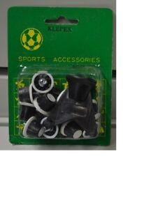 1 Packung Fußballschuhe Stollen Nylon 8 Stück 13mm , 4 Stück 16 mm