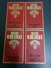 4 HERON BOOKS by DENNIS WHEATLEY ** UK POST £3.25 ** PAPERBACKS