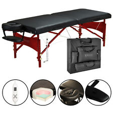 """Master Massage 30"""" Inch Roma Therma Top Table Portable Package bed couch"""