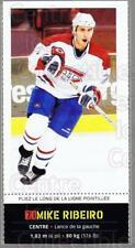 2004 Hockey 7 Jours Collection #6 Mike Ribeiro
