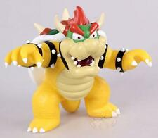 "NEW Super Mario Bros 4.5"" Bowser KING KOOPA PVC figure Gift toy SHIP FROM U.S."
