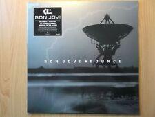 BON JOVI LP: BOUNCE (2016, NEU; 180GRAM; DOWNLOAD VOUCHER)