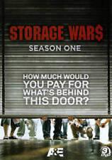 Storage Wars: Season 1 (DVD) - NEW - FREE SHIPPING