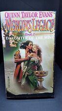 Daughter of the Mist; Merlin's Legacy #2: Quinn T. Evans Zebra Book 1996. E-100