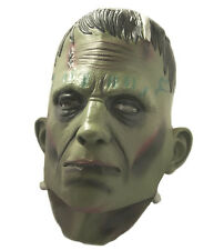 Deluxe Maschera Mostro di Frankenstein in lattice Boris Karloff Halloween Horror Cosplay