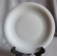 "Salad Plate Fitz & Floyd China Nevaeh Pattern White 7 7/8"""