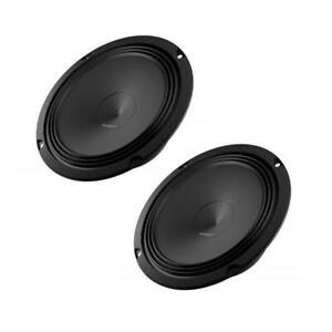 """Audison Prima AP 6.5 2 ohm 6.5"""" 17cm Car Midbass Dash Door Speakers 70w RMS"""