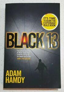 Black 13 by Adam Hamdy Scott Pearce Series Book #1