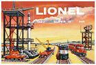 Lionel Rocket Train - 1958 Vintage Poster