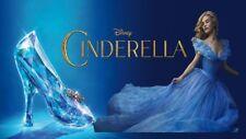 Disney:Cinderella (DVD-2015,1-Disc)R2. INCLUDING THE ANIMATED SHORT FROZEN FEVER