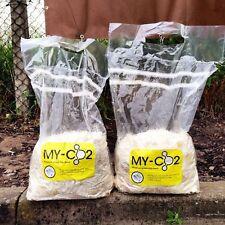 Il mio co2 naturale produzione Generatore due volte la massa di espira Sacchetto Idroponica x 1