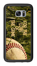 For The Love Of The Game Baseball For Samsung Galaxy S7 G930 Case Cover by Atomi