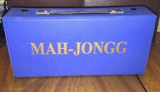 NEW Mah Jongg Set & Instruction Book Four Winds Chinese Brand New Travel Game