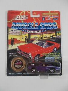 Johnny Lightning 1/64 Muscle Cars USA 1970 Super Bee