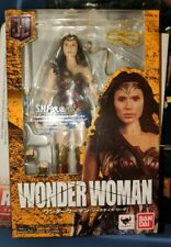 Bandai S.H. Figuarts Justice League Wonder Woman Authentic midtown comics