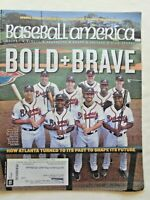 Baseball America Periodical April 22, 2016 Atlanta Braves Prospects on Cover