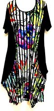 plus sz  S/ 16  TS TAKING SHAPE Paradise Dress Slouch Stretch WOW !!NWT! rrp$140